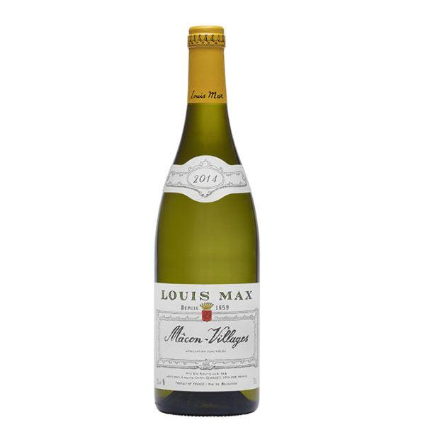Louis Max Macon-Villages 2014-White Wine-World Wine