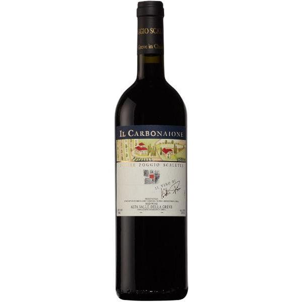 Poggio Scalette Il Carbonaione 2014-Red Wine-World Wine