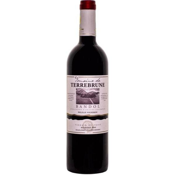 Domaine de Terrebrune Bandol Rouge 2014-Red Wine-World Wine