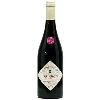 Pierre Chermette Vissoux Les Griottes Beaujolais 2018-Red Wine-World Wine