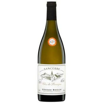 Gerard Boulay Sancerre Clos Beaujeu 2017-White Wine-World Wine