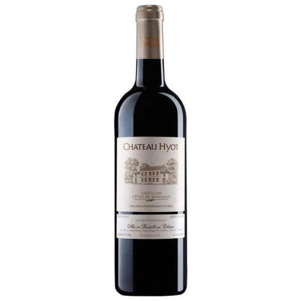 Chateau Hyot, Castillon Cotes de Bordeaux 2015-Red Wine-World Wine