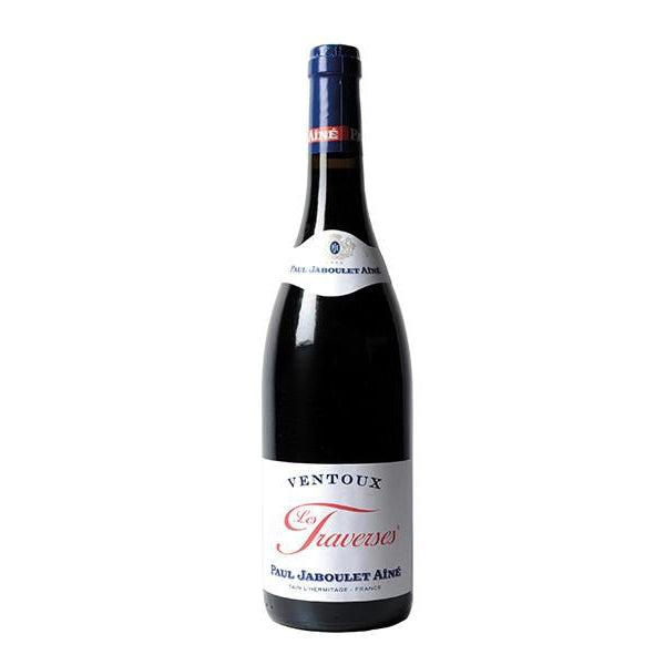 Paul Jaboulet-Aine Ventoux Les Traverses Rouge 2014-Red Wine-World Wine