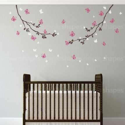Wall Decal Page 2 Simple Shapes
