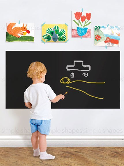Chalkboard Wall Decal - Large