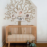 Narrow Family Tree Wall Decal - Wall Decal
