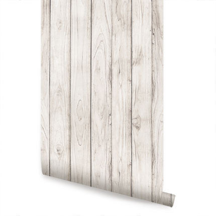 Wood Wallpaper - Peel and Stick