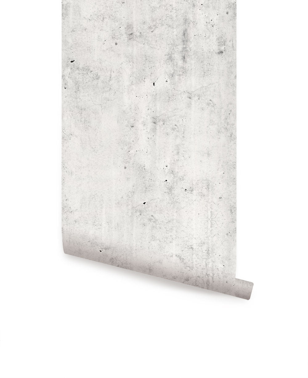CEMENT CONCRETE WALLPAPER - PEEL AND STICK WALLPAPER