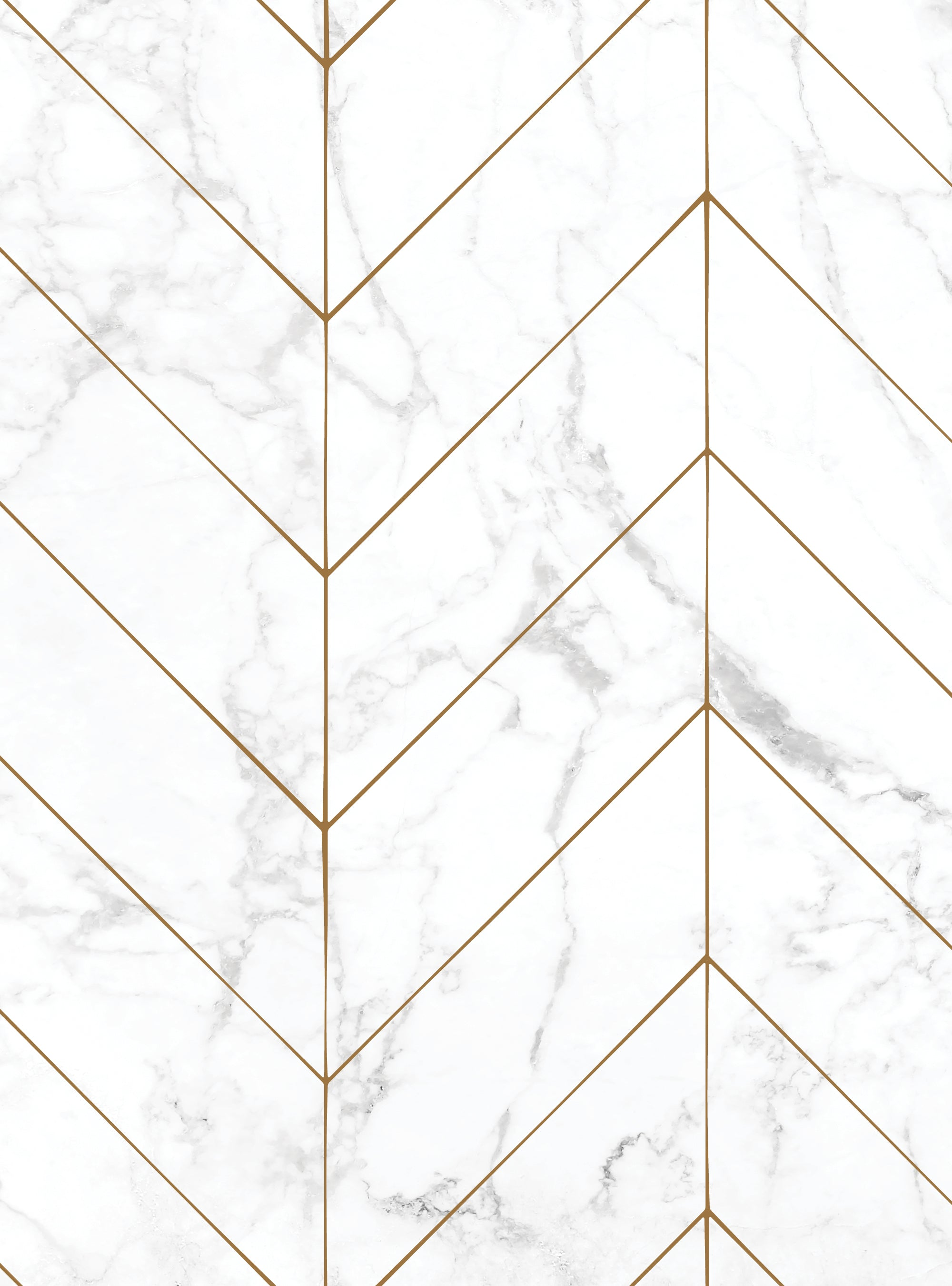 Chevron Marble Wallpaper Peel And Stick Simple Shapes