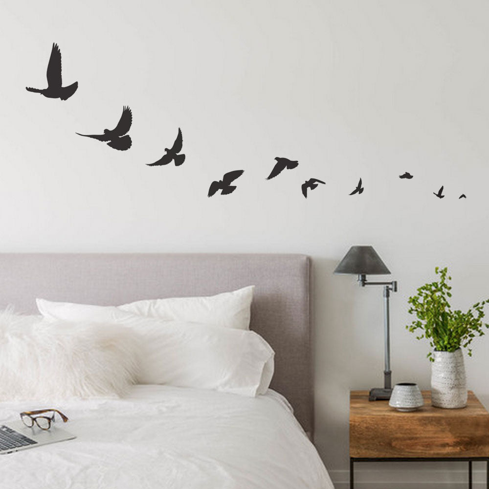 Flying Bird Wall Decals