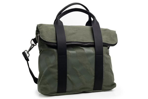CR7 Melbourne Khaki Mailman Bag