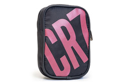 CR7 Canberra Black Crossbody Bag