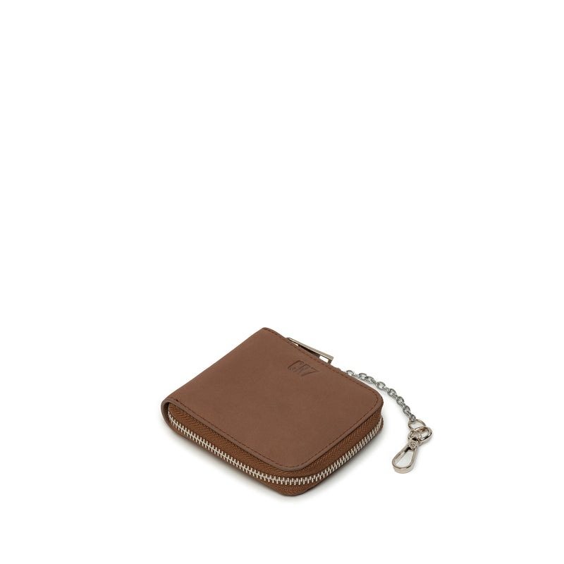 Benoni Brown Leather Billfold Wallet