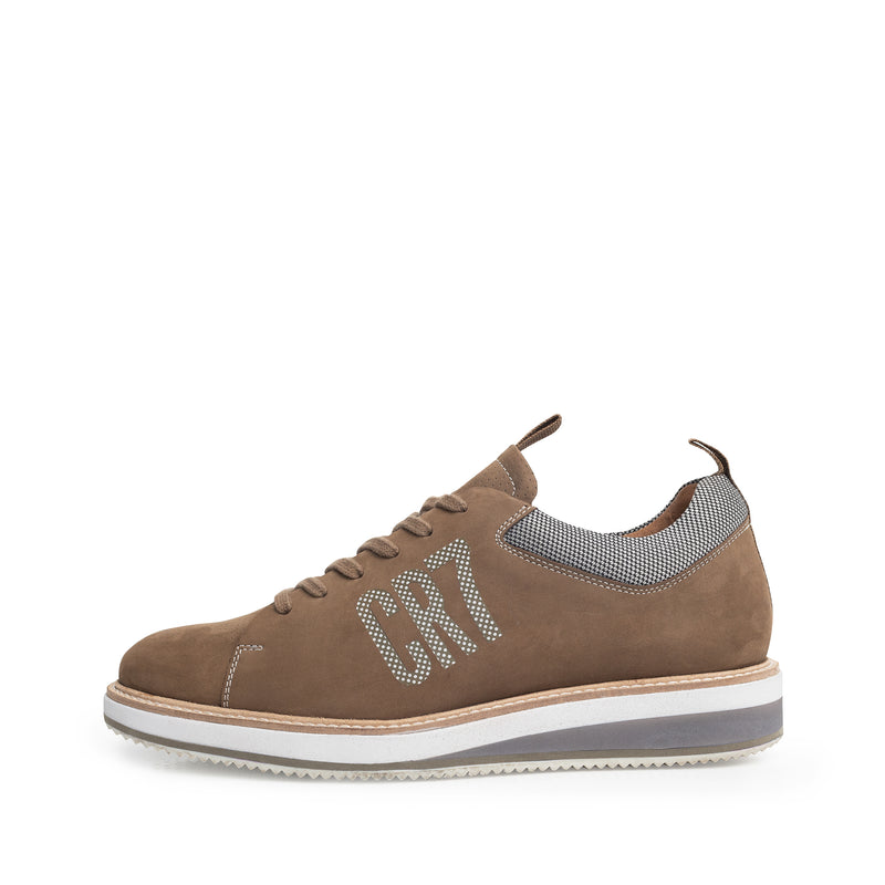 BOSTON TAUPE NUBUCK