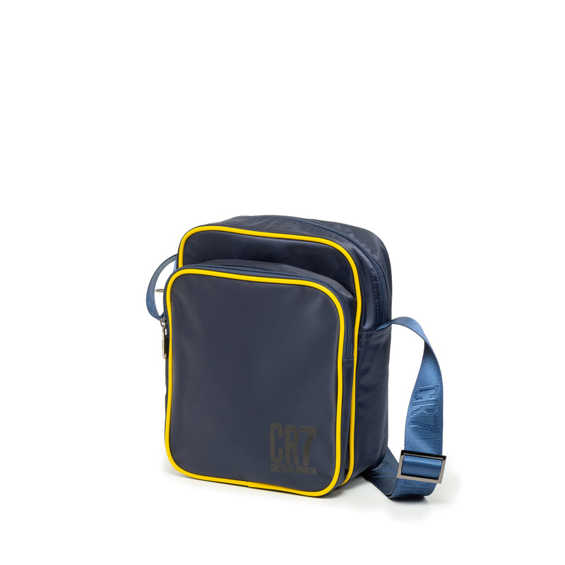 Cape Town Navy Cross Body Bag