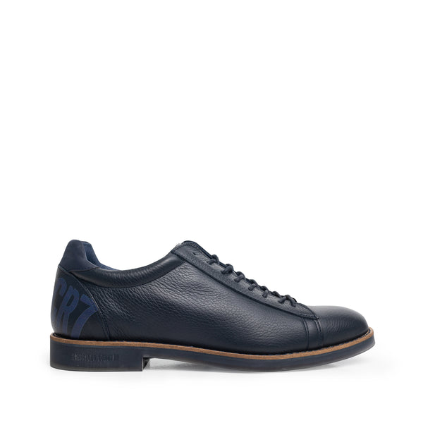 CHIADO NAVY PEBBLE LEATHER