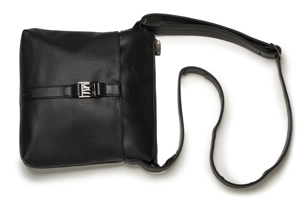 CR7 Johannesburg Black Cross Body Bag