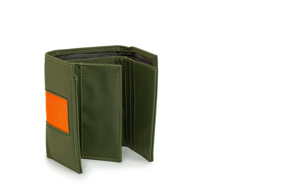 CR7 Nelspruit Khaki Wallet