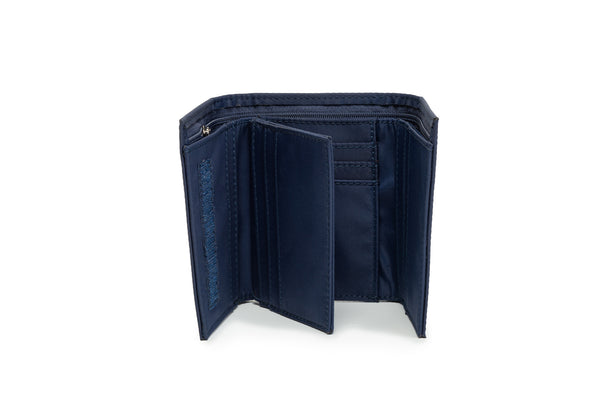 Nelspruit Navy Wallet