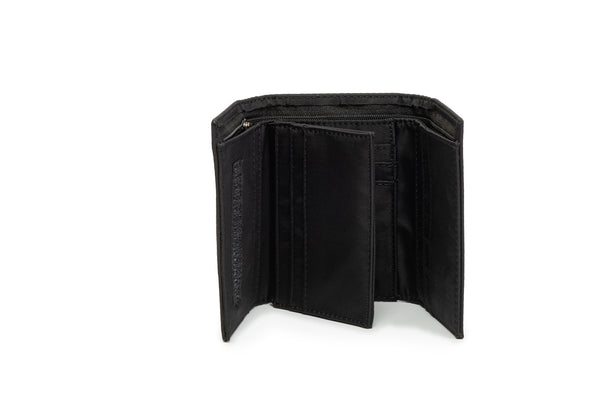 CR7 Nelspruit Black Wallet