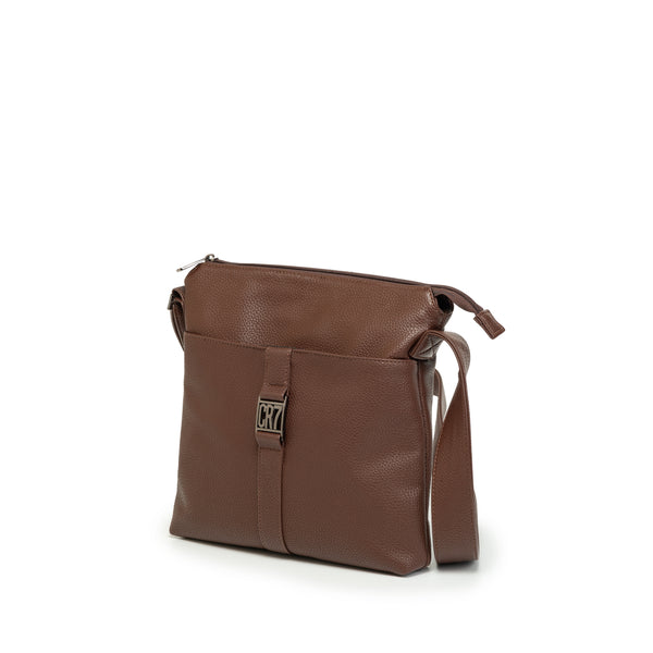 Johannesburg Brown Cross Body Bag