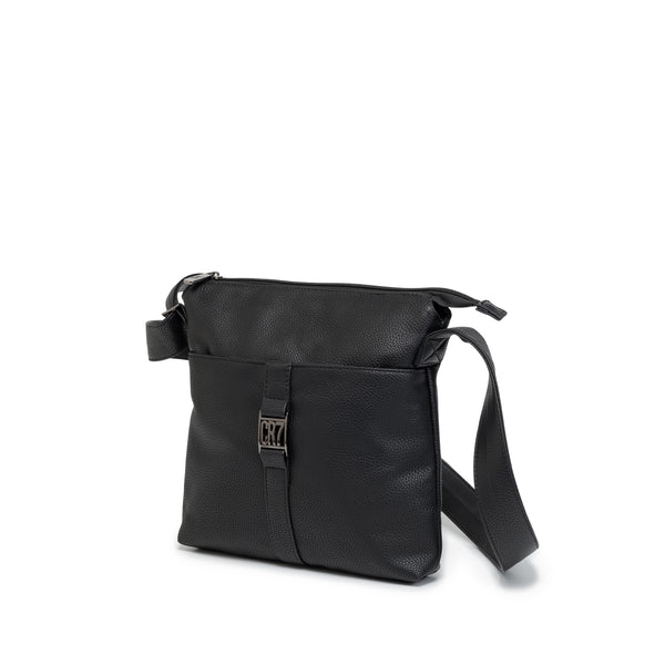 Johannesburg Black Cross Body Bag