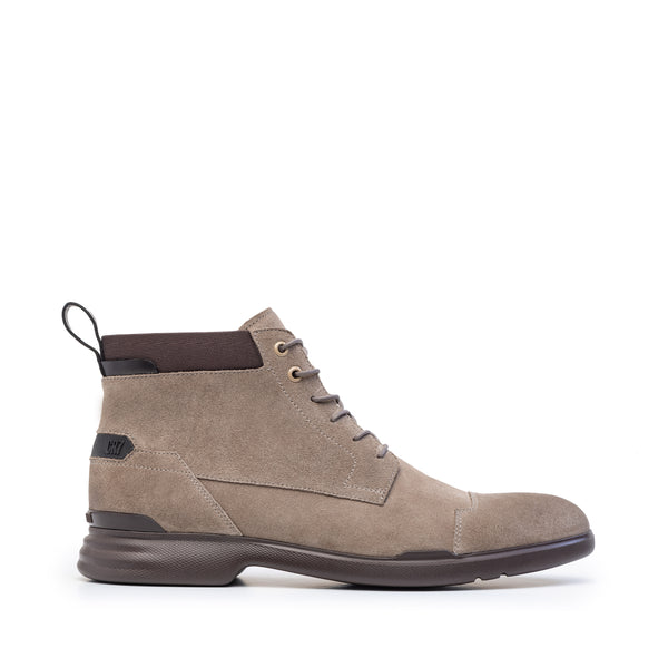 Lucca Taupe Suede