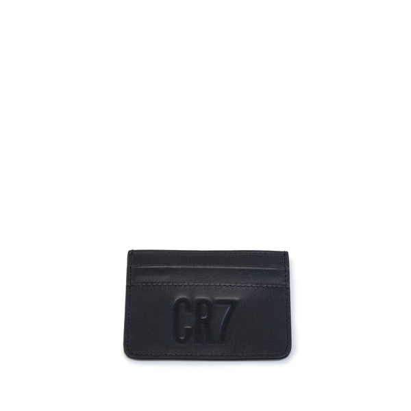 Pretoria Black Leather Card Holder