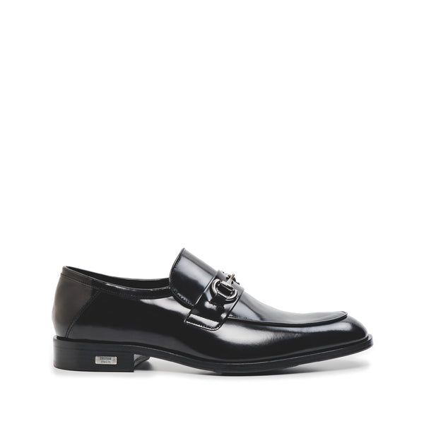 Santa Cruz Black Leather Loafer
