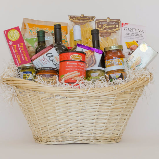 Classic Collection Gift Basket