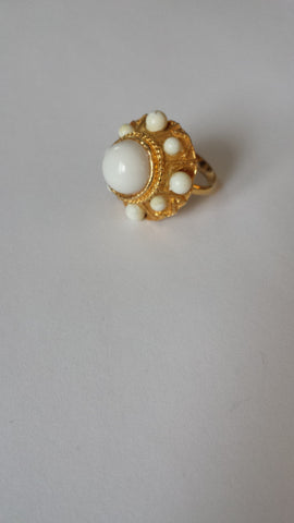 Yvette - Super fun vintage ring - Filliae store