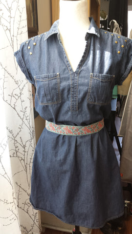 Solene - denim Mexx dress