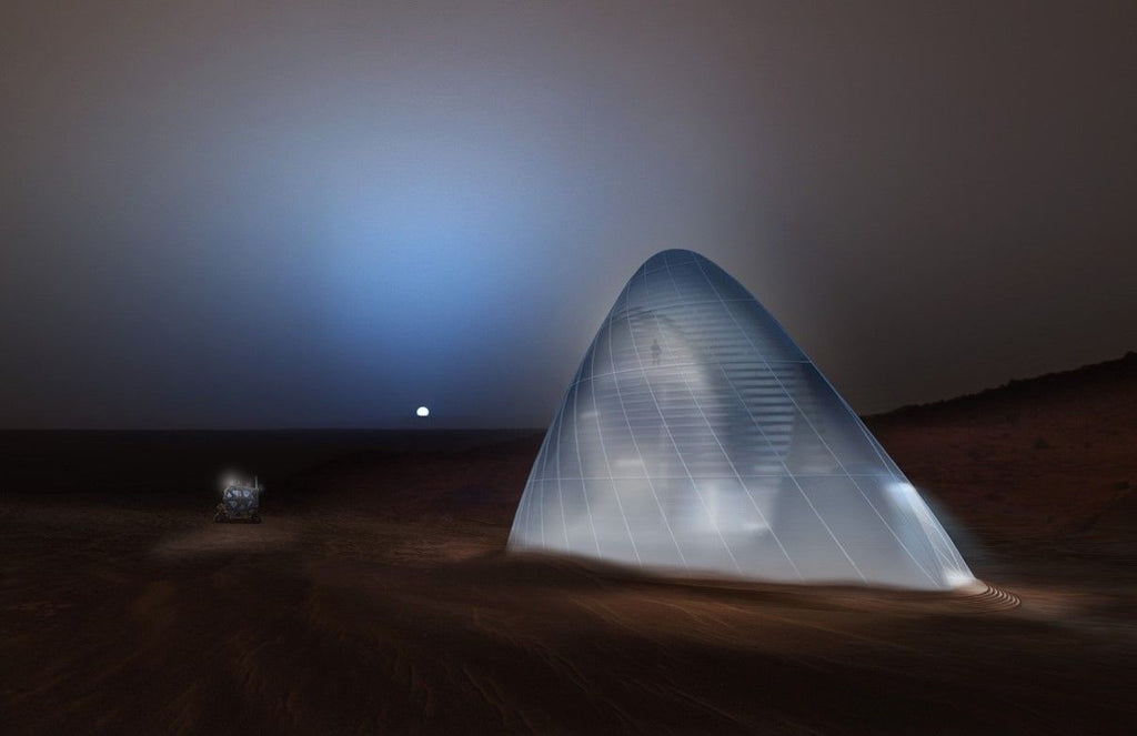 What will future Martian Homes be?