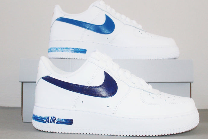 Duo Tone Swoosh Air Force 1
