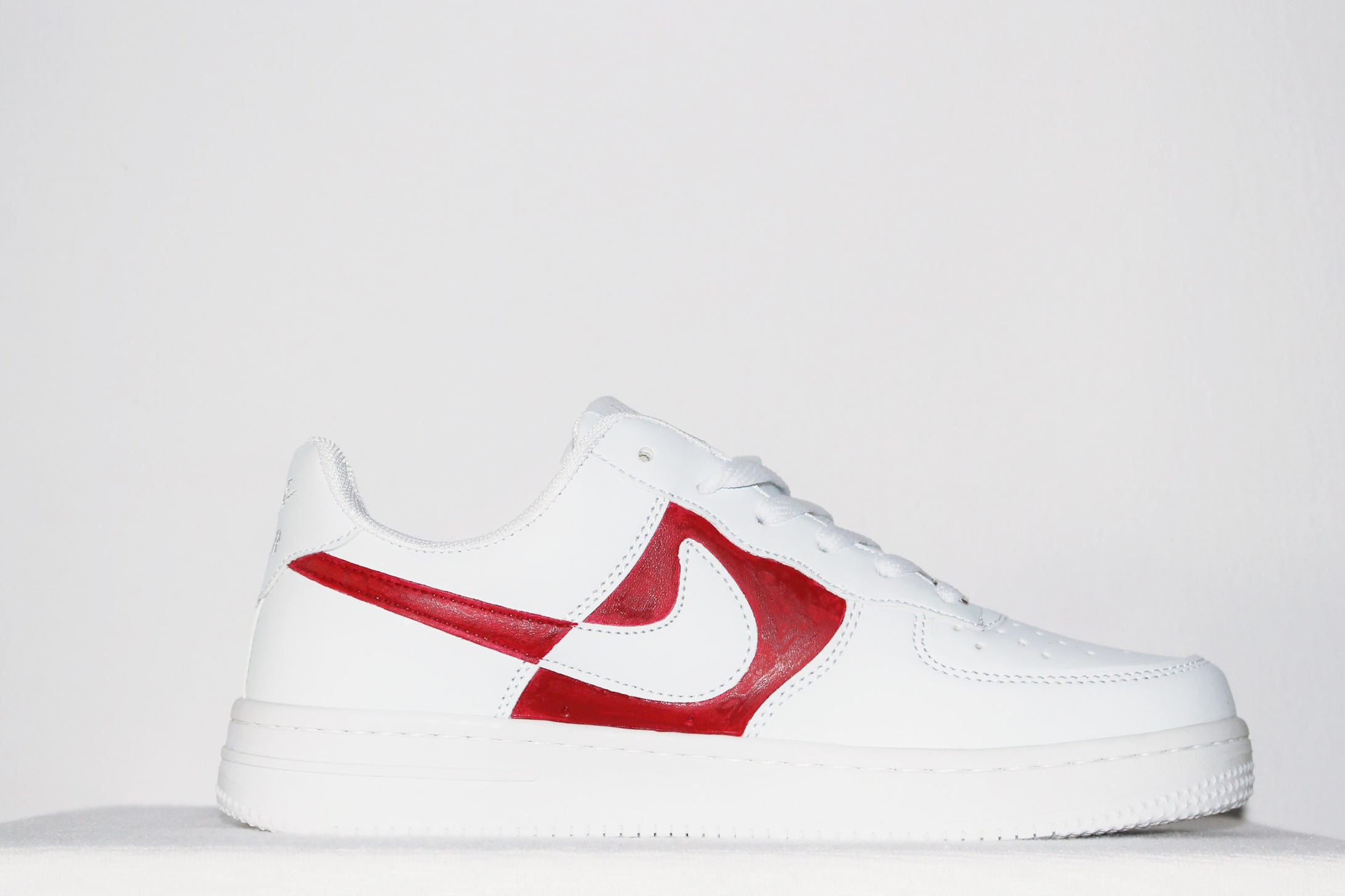 Duo Tone Air Force 1