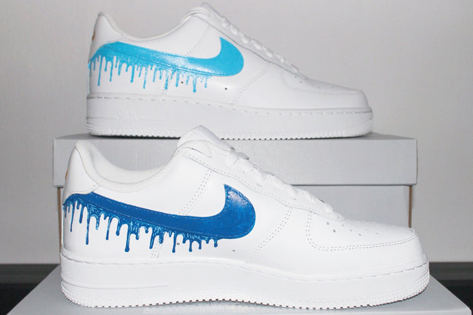 Duo Drips Air Force 1