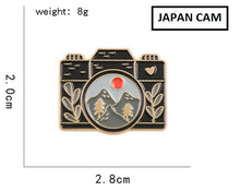 Japanese Theme Pins
