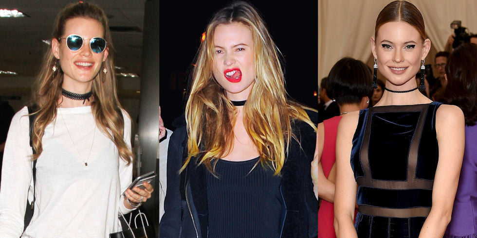 Why Girls Love Chokers? Because The Trend Is Still Alive & Well!