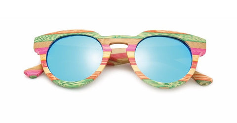 cute bamboo sunglasses