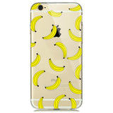 Banana iPhone Clear Case - Eleven Gift