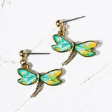 Dragonfly Earrings - Eleven Gift