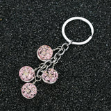 Dried Flowers Keychain - Eleven Gift