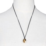 Gold Plated Shell Necklace - Eleven Gift