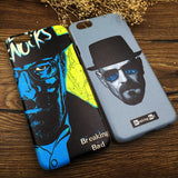 Heisenberg iPhone Case (Grey) - Breaking Bad