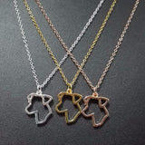 Jack Russell Terrier Necklace - 3 Colors