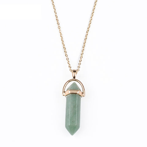 Jade  Necklace - Eleven Gift