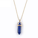 Lapis Necklace - Eleven Gift