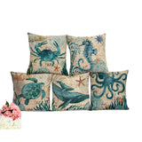 Marine Life Pillow Case - Eleven Gift