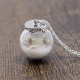Miniature Beach Terrarium Necklace - Eleven Gift