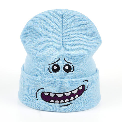 Mr. Meeseeks Beanie - Rick and Morty - Eleven Gift